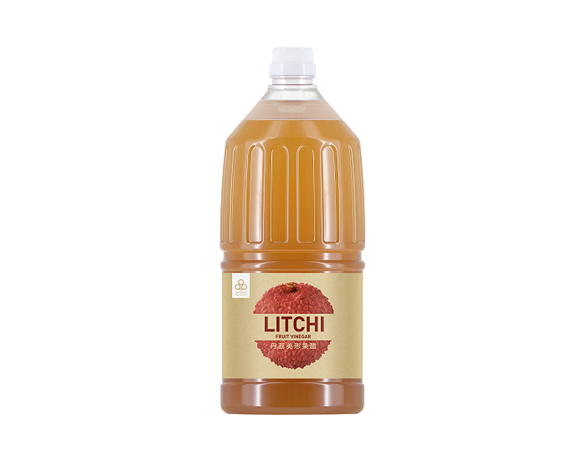 High Quality Natural Litchi Vinegar Made In Taiwan